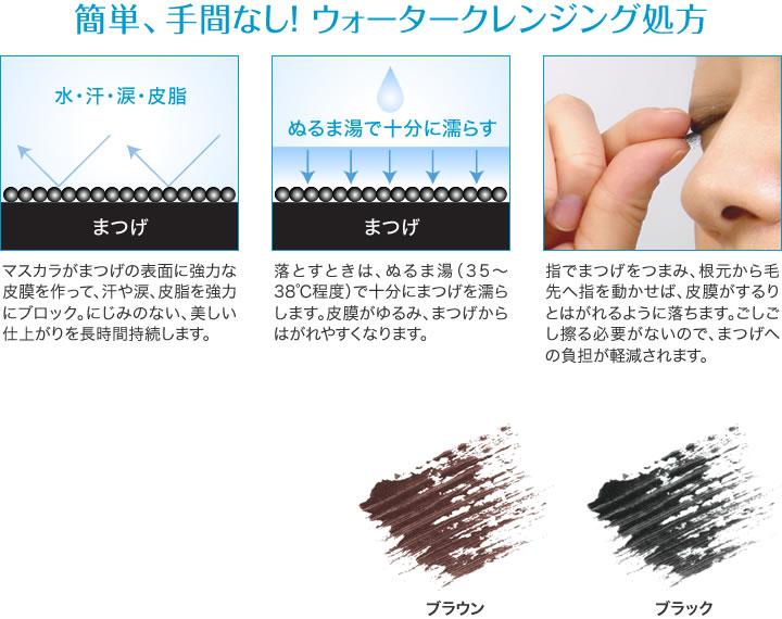 cách dùng Mascara toàn năng DHC