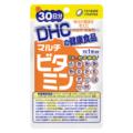 マルチビタミン 30日分【栄養機能食品(ビタミンB1・ビタミンC・ビタミンE)】