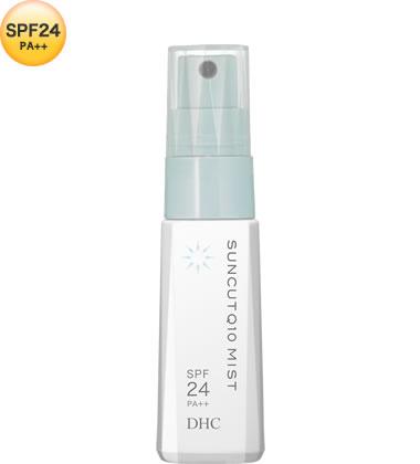 DHCサンカットQ10 ミストSPF24·PA++ | 化粧品·コスメ·スキンケアならDHC