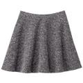 【SALE】ツイード風ジャージースカート【3,000円以上送料無料】