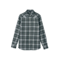【送料無料】【SALE】コットンフランネルチェックシャツ