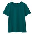 UV美肌クルーネック半袖Tシャツ【3,000円以上送料無料】