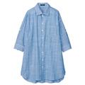 【送料無料】【SALE】コットンオーバーシャツ
