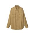 【SALE】イージーケア・ポケット付きシャツ【3,000円以上送料無料】