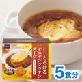DHCとろけるオニオングラタンスープ チーズブレッド添え【3,000円以上送料無料】