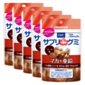 サプリdeグミ マカ+亜鉛 コーラ味 7日分 5個セット