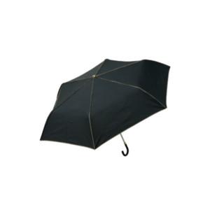 折りたたみ傘(ボーダー柄パイピング)