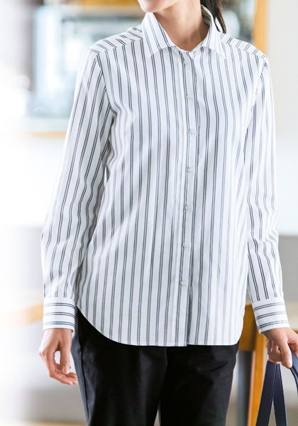 <DHC>コスメリリース・カジュアルシャツ画像
