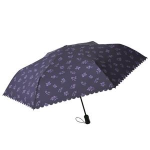 フラワーワンタッチ傘