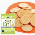 DHCおから入りヘルシーせんべい サラダ味【3,000円以上送料無料】