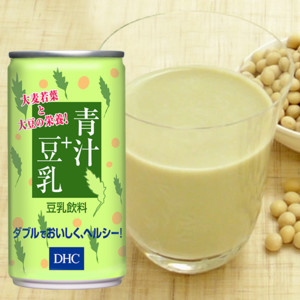 DHC青汁+豆乳