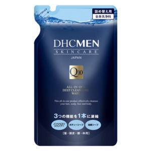 DHC MEN オールインワン ディープクレンジングウォッシュ 詰め替え用<全身洗浄料>