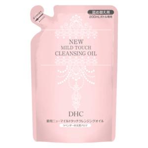DHC薬用ニューマイルドタッチクレンジングオイル 詰め替え用(Lボトル用)