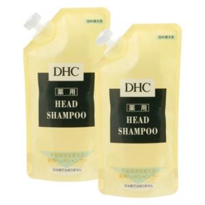 DHC薬用ヘッドシャンプー 詰め替え用 2個セット