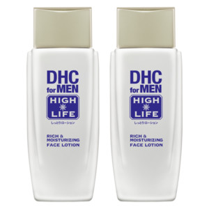 DHCリッチ&モイスチュア フェースローション 2本セット【DHC for MEN ハイライフ】