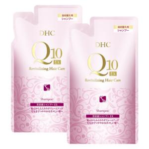 DHC Q10美容液 シャンプー EX 詰め替え用 2個セット