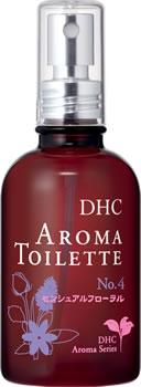 DHCアロマトワレ No.4センシュアルフローラルの香り