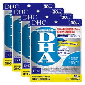 DHA 30日分 4個セット【機能性表示食品】