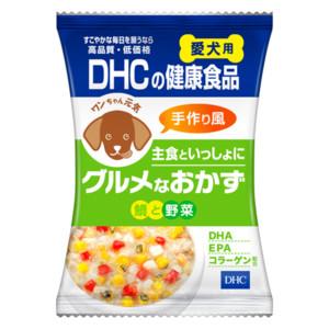 犬用 国産 主食といっしょにグルメなおかず(鯛と野菜)