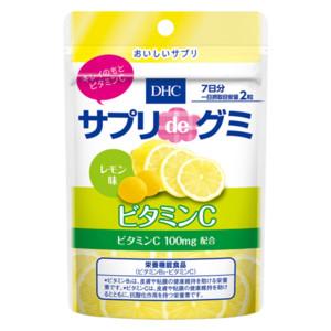 サプリdeグミ ビタミンC レモン味 7日分