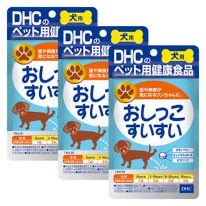 犬用 国産 おしっこすいすい 3個セット