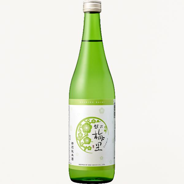 越乃梅里 特別純米酒