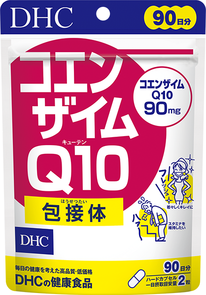 Coenzyme Q10 (γ-Cyclodextrin Complex) (90-Day Supply)