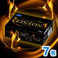 �y����zEDiSON 7�� �g���C�A���Z�b�g