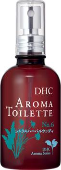 DHCアロマトワレ No.6シトラスハーバルウッディの香り
