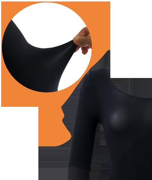 0c296c9655750 【薄手のため着ぶくれしにくい】<br>脚にはくタイツ · 軽くてコンパクトになるので旅行にも便利! 【タイツ素材なので、伸縮性に優れ、薄い膜のように ぴったり