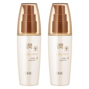 DHC潤米(URUMAI)ミルキーエッセンス(美容乳液) 2本セット