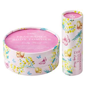 フレグランスボディパウダー&スティックセット レディフローラルの香り