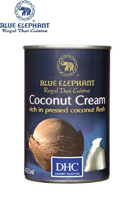 ブルーエレファント ココナッツクリーム
