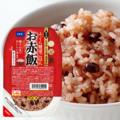 DHCふっくら健康ごはん 蒸したてパック もち麦入りお赤飯【3,000円以上送料無料】