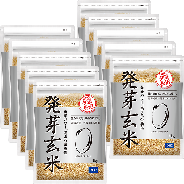 <DHC>【WEB限定】DHC発芽玄米 10kgお買い得セット画像
