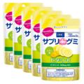 サプリdeグミ ビタミンC レモン味 7日分 5個セット