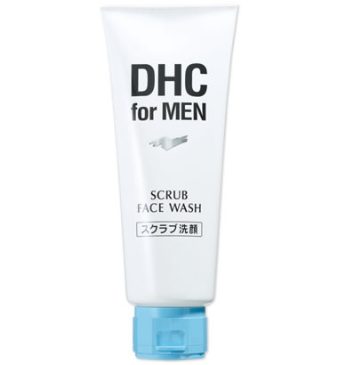 DHCスクラブ フェース ウォッシュ 【DHC for MEN】
