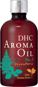 DHCアロマオイル No.3フレッシュグリーンの香り
