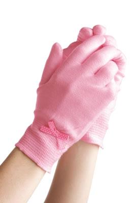 ハンド&ネイルケア手袋
